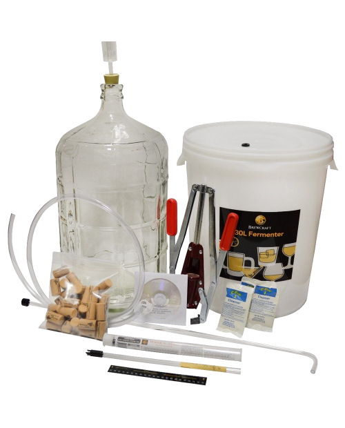 Basic Wine Making Equipment Kit