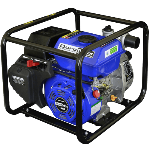Gas-Powered Portable Water Pump