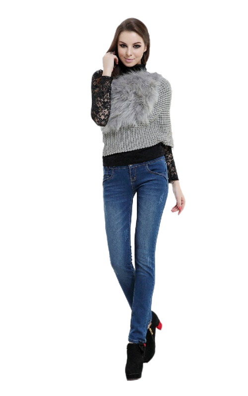 Women's Skinny Jeans Candy