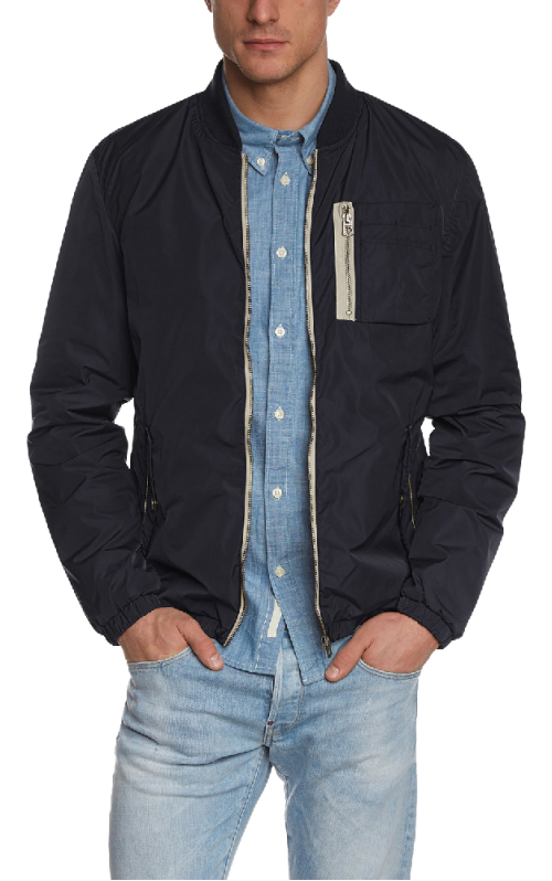 Men's JJORCLOSE Baseball Camp Jacket