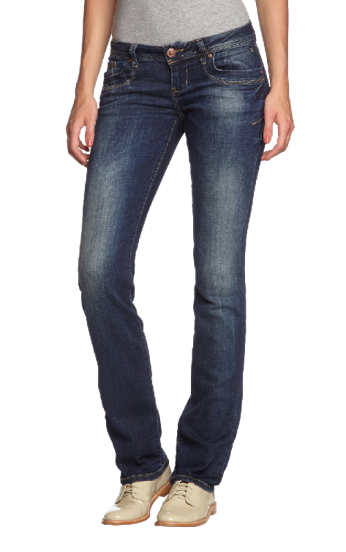Women's 50201 Valentine Straight Leg Jeans