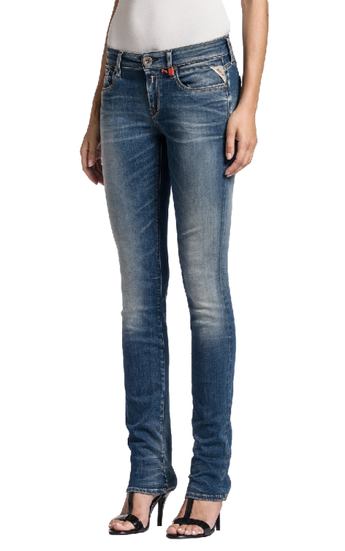Women's Vicki Straight Jeans Blue