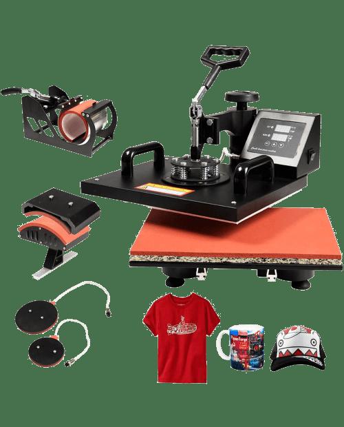 Heat Press Machine Digital Transfer