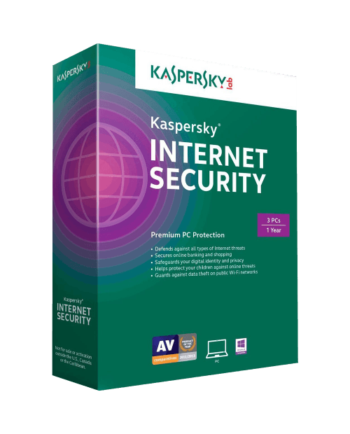 Kaspersky Lab Internet Security