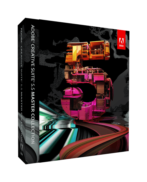 Adobe Creative Suite Master Collection