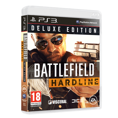 Battlefield Hardline - PlayStation 3