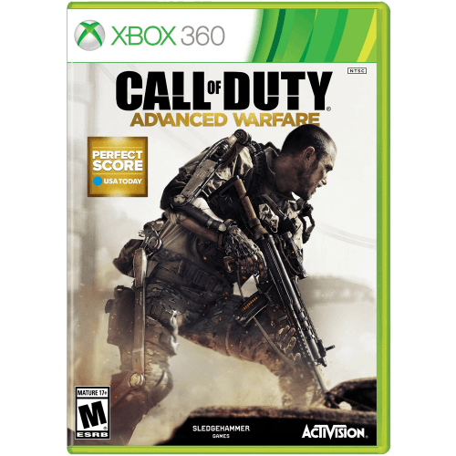 Call of Duty- Advanced Warfare - Xbox 360