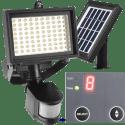 80 LED Outdoor Solar Motion Light
