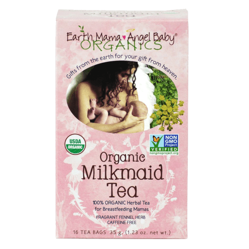 Earth Mama Angel Baby Tea