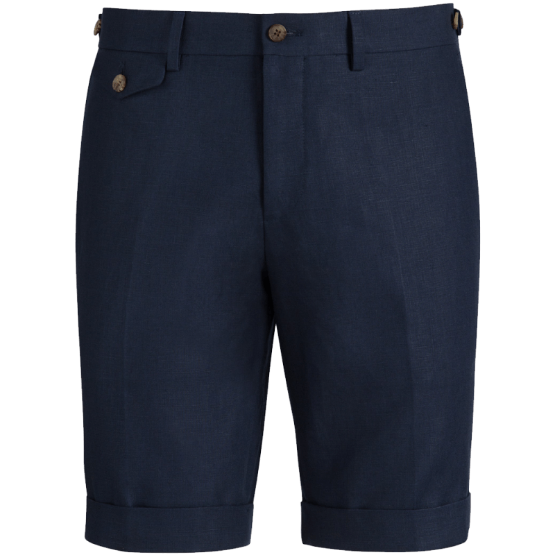 Spence Byrson Navy Shorts
