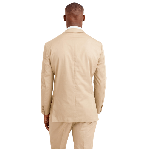Crosby suit jacket in Italian chino