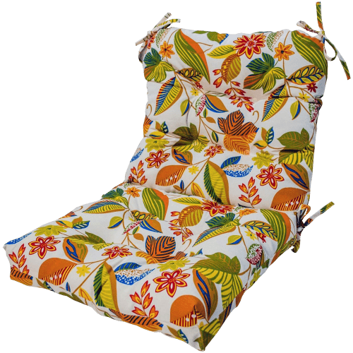 Outdoor High Back Chair Cushions