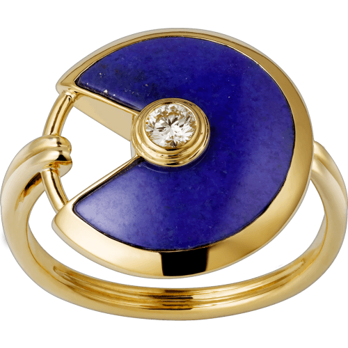 Amulette de Cartier ring