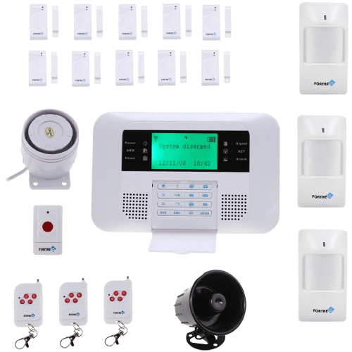 Home Security Alarm System Auto Dial System