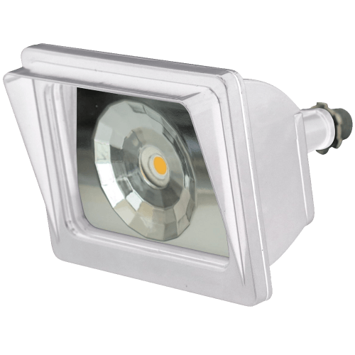 Lighting FLL15-W 20Watt White LED Flood Light