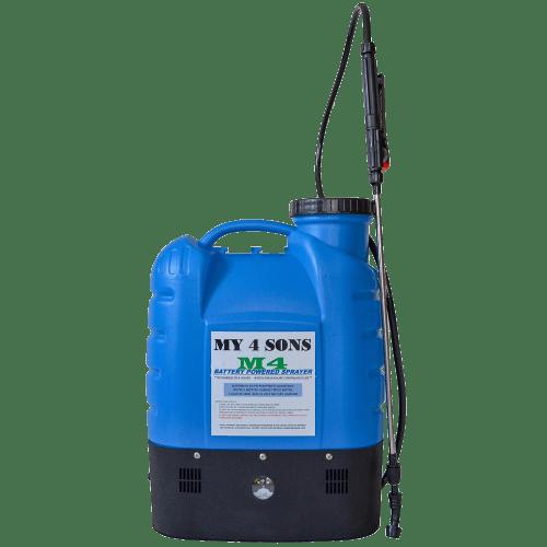 4-Gallon Battery Powered Backpack Sprayer