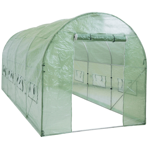Best Choice Products SKY1917 Walk-In Tunnel Green House Garden Plant