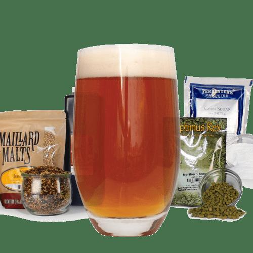 Mini Milestone Brewery