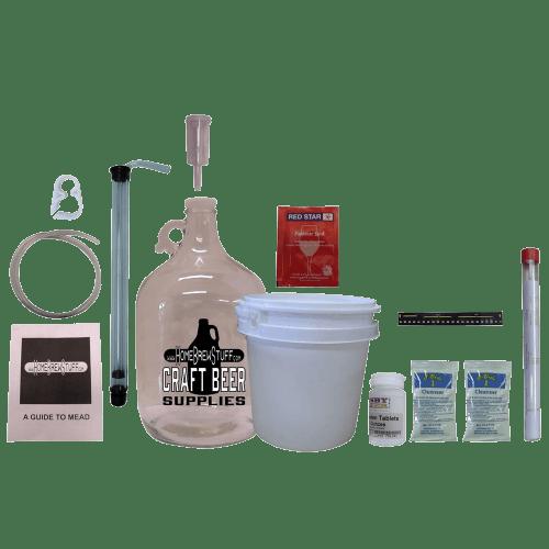 One Gallon Mead Starter Kit