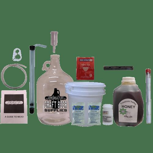 One Gallon Premium Mead Kit