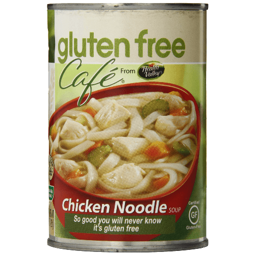 Gluten Free Cafe Chicken Noodle Soup