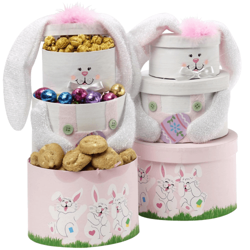 Gift Baskets Somebunny Special Easter Bunny Sweets Tower