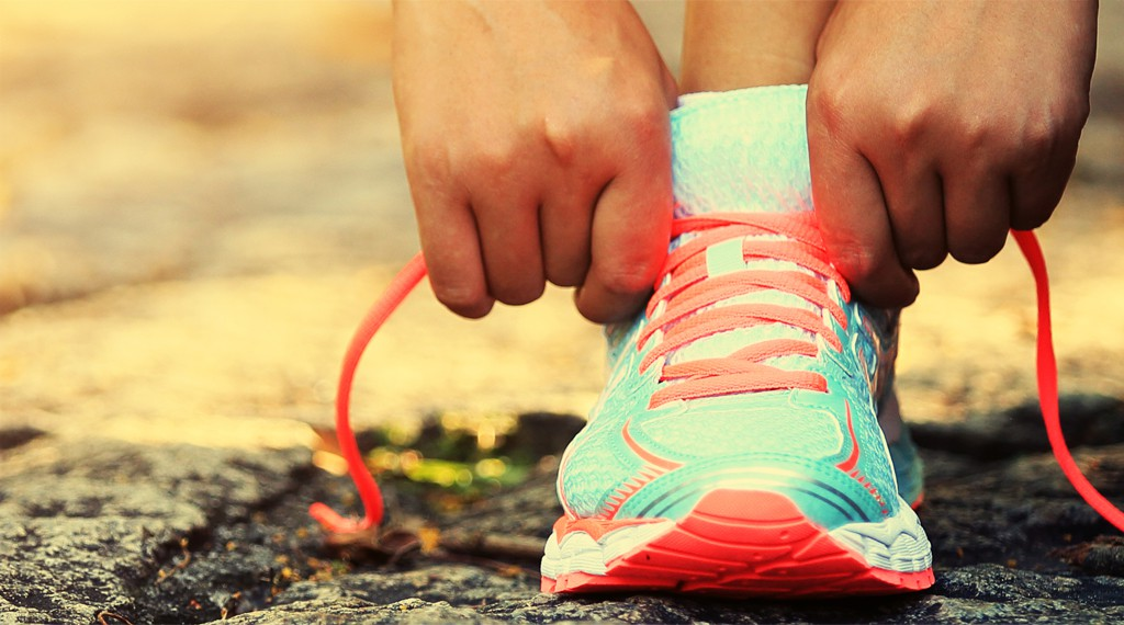 Your Running Shoes Are Hurting You