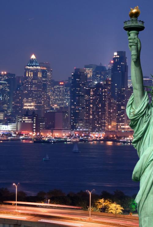 New-York-city,-USA