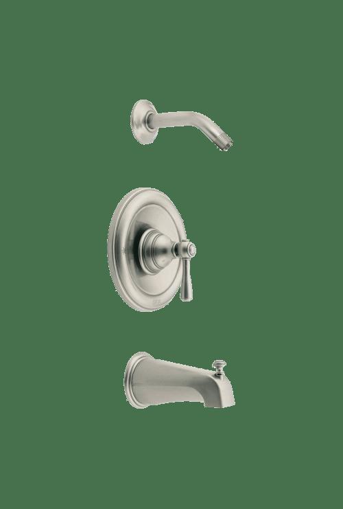 Posi-Temp Tub and Shower Trim Kit with Valve