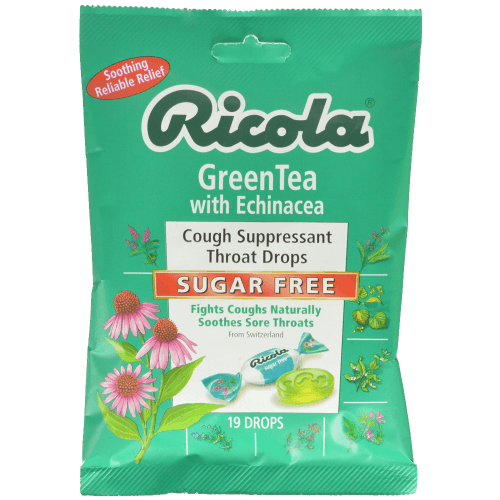 Ricola Cough Suppressant