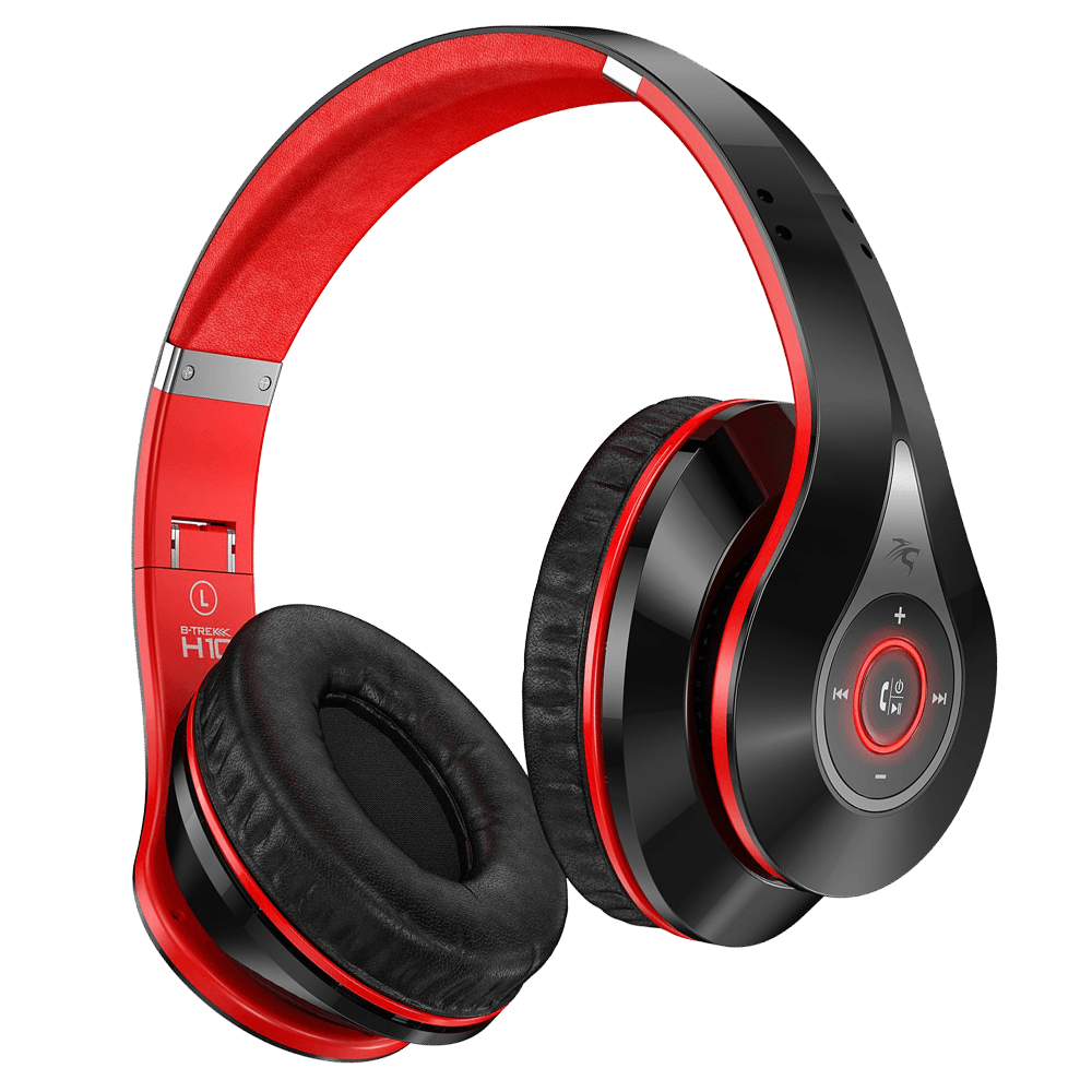 Sentey B-Trek H10 Bluetooth Headphones