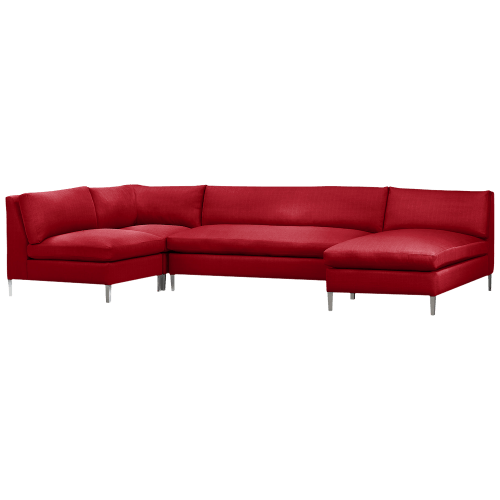 Cielo II-4 piece sectional sofa