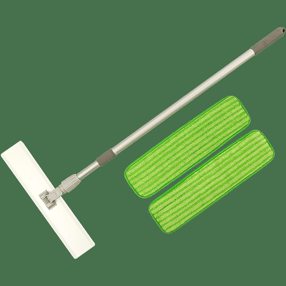 Professional Microfiber Damp-Dry Mop