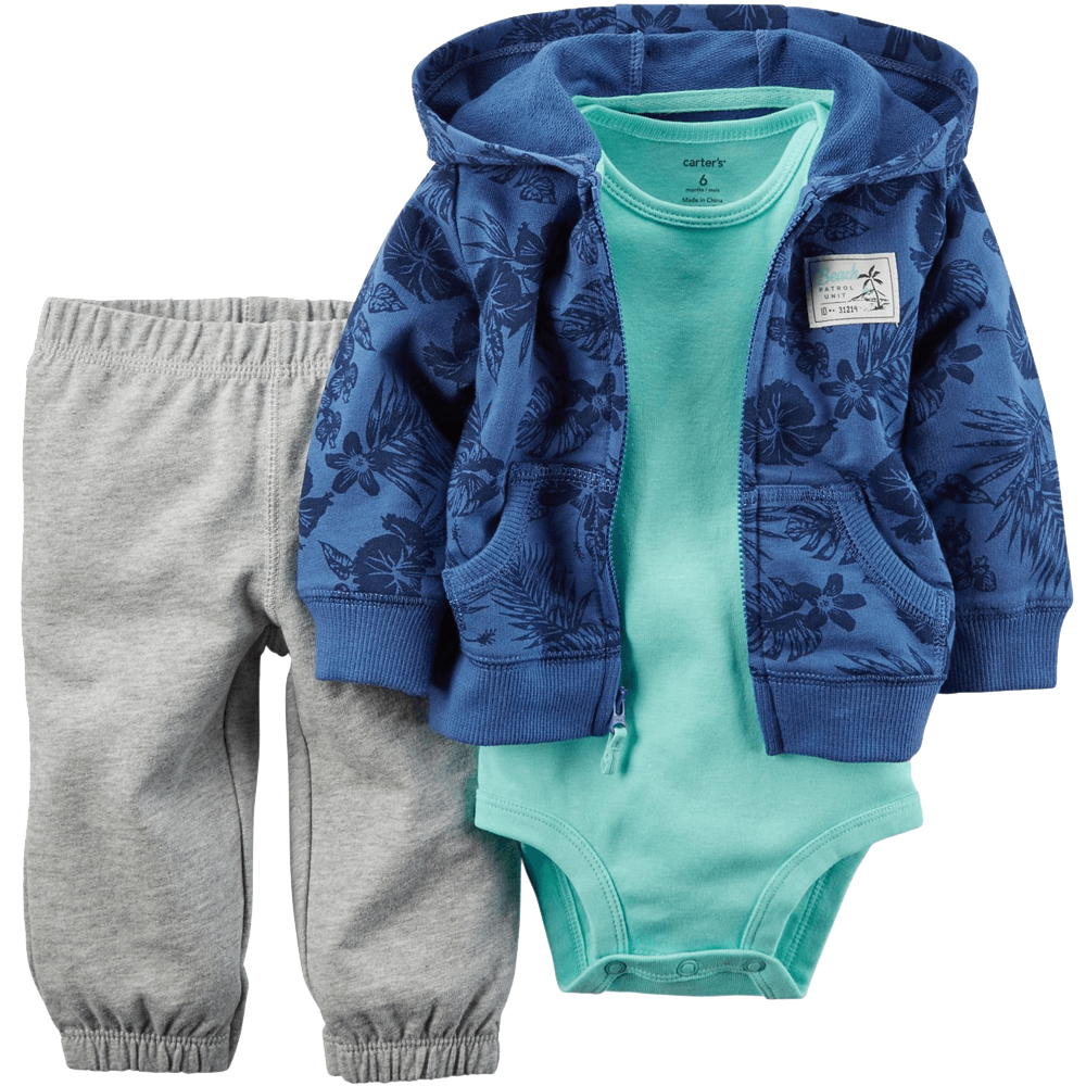 Carter's Baby Boys' Cardigan Set