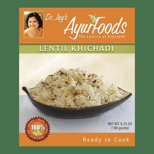 Premium-Blend-of-Basmati-Rice,-Lentils-and-Spices