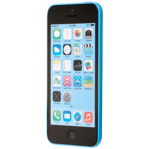 Apple-iPhone-5c,-Blue-16GB