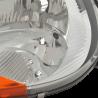 Headlight Left Ford KA