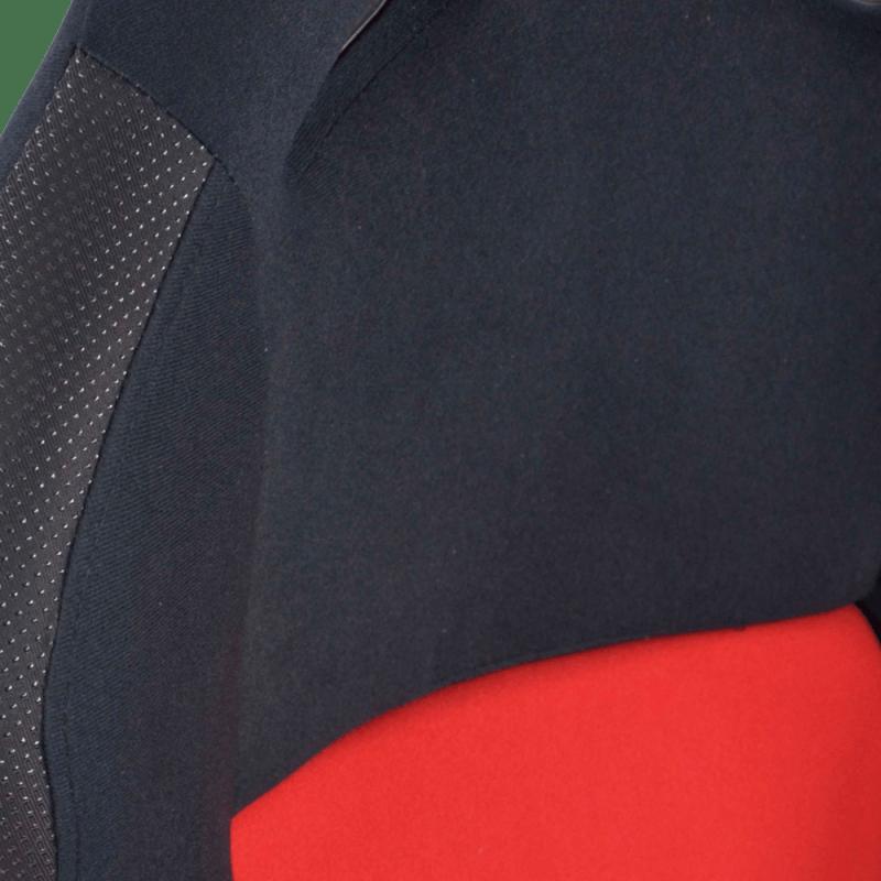 Sportseat Set Evolution Fabric Red