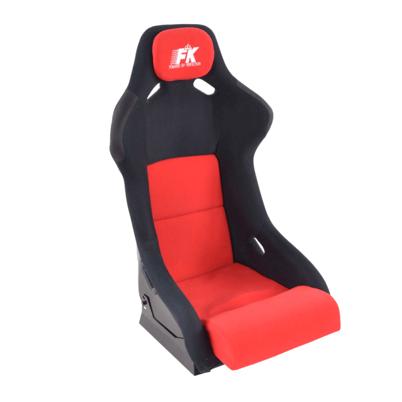 Sportseat-Set-Evolution-Fabric-Red