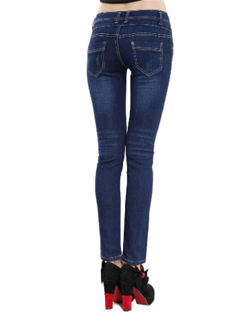 Women's Skinny Jeans Candy