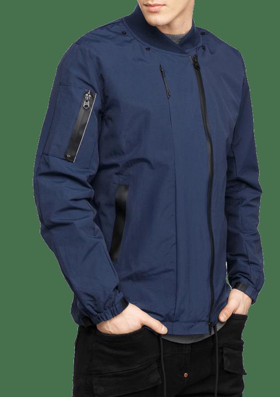Transformer coach jacket