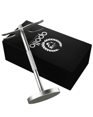 Apollo Safety Razor Stand Stainless Steel
