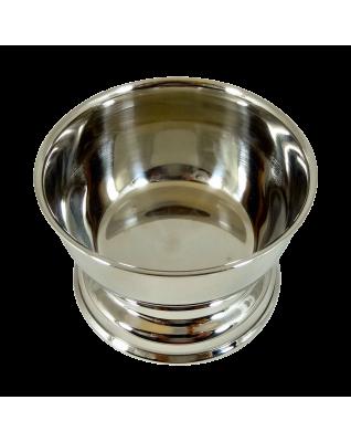 Barbero Deluxe Stainless Steel Shaving Bowl