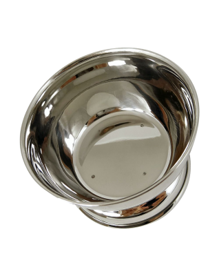 Barbero Deluxe Stainless Steel Shaving Bowl