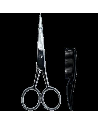 Best Beard & Mustache Scissors With Comb