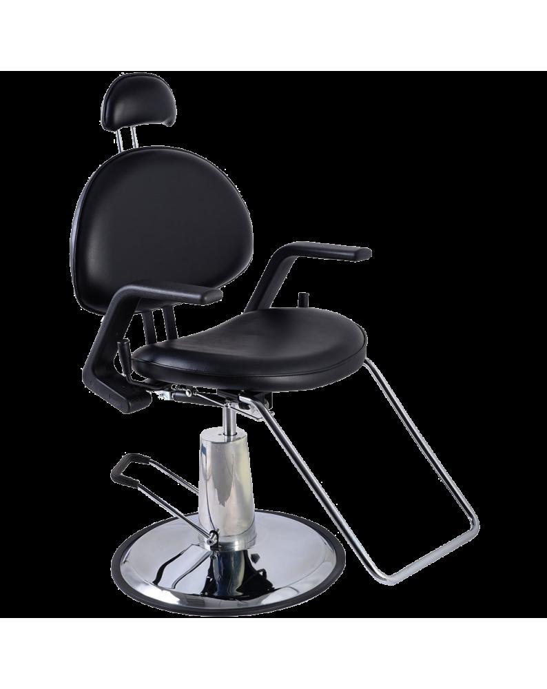 Reclining Hydraulic Salon Barber Chair