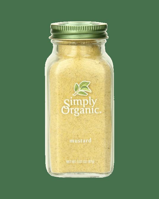 Organic Mustard Seed Ground