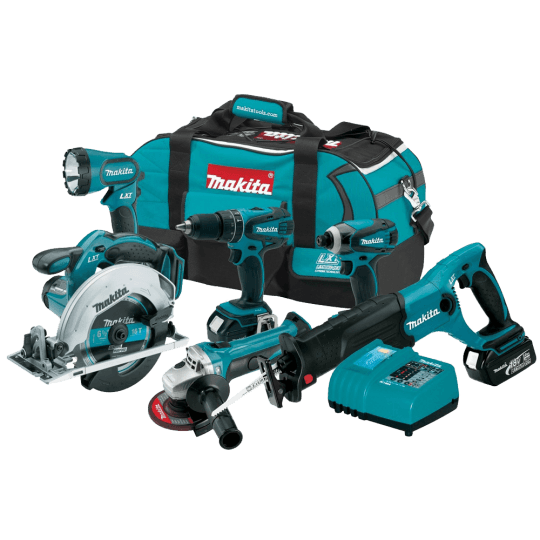 Makita Cordless Combo Kit