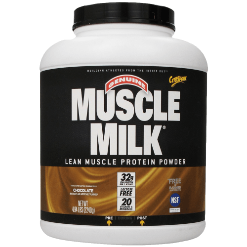 Muscle Milk Lean Muscle Protein Powder