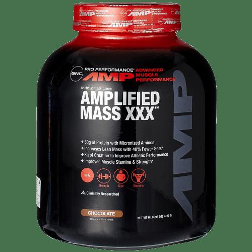 GNC Pro Performance AMP Amplified Mass